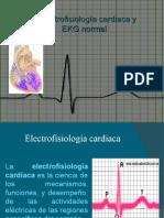 EKG  FISIOPATOLOGIA