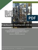 Practica-Columna-de-Destilación-Menor
