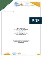 Unidad _3_ Fase 5_Fase de discusión trasferencia y evaluación