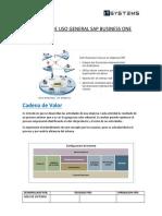 SESION 1 - MANUAL DE USO GENERAL SAP BUSINESS ONE