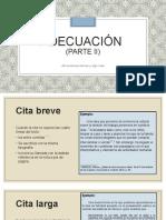 7. Adecuación. Abreviaturas latinas (parte II)