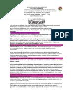 EVALUACION TIPO ICFES CONFLICTO EN LA SOCIEDAD