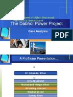 Dhabhol Power Project