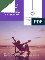 Regalo de Bienvenida - Conviértete en un Emprendedor Digital con Propósito