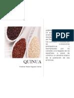 Historia de la quinoa