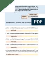 Base de datos - Distribución de  Poisson