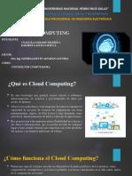 ACTIVIDAD Cloud Computing