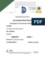 Luis Angel Hernandez Alejandre - 5°J - (Investigación documental Unidad 1 y 2)