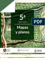 AGN (2016) 5a sección Mapas y planos