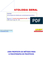 10ª aula - 2019s - PSICOPATOLOGIA GERAL.pptx