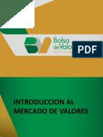 Introducción a la Bolsa de Valores .ppt