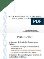 tutorial 02 - Solución utilizando Python