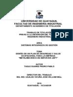 Tesis Pedro Tagle Suárez