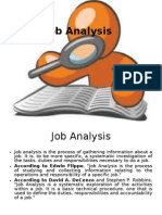 Job Analysis lecture 3