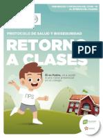 Protocolo Retorno a clases NPS