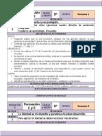Octubre - 5to Grado Formación C y E (2020-2021)