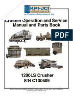 C100609 Operation and Services Manual and Parts CONO NUEVO (3o)