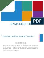 RAMA EJECUTIVA (Colombia)