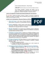 Derecho Mercantil I - Primer Parcial (1)