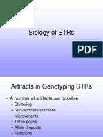 STR Biology