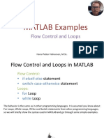 MATLAB Examples - Flow Control and Loops.pdf