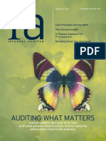 IAM Auditing What Matters Feb 2017