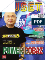 BUSET Vol. 16 - 184. OCTOBER 2020