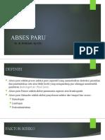 5 ABSES PARU