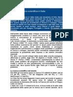 Articolo_sulla_ricerca_scientifica_in_Italia
