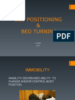 POSITIONING  TURNING MEI 2020.ppt