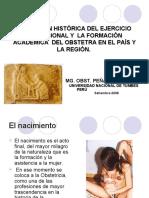 historia de la obstetricia