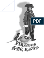 It's True! Pirates Ate Rats