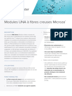 Pall Water - Membranes and Modules - Microza UNA Microfiltration Modules-fr