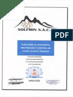 PLAN COVID-19 SOLFMIN SAC
