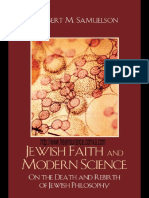 Jewish Faith and Modern Science On the Death and Rebirth of Jewish Philosophy by Norbert M. Samuelson .pdf