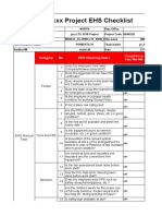 Manual EHS Checklist V1.0 (WRI4637_2G-U900-LTE_NEW_K)