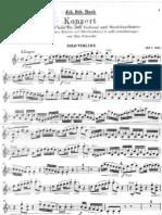 Johann Sebastian Bach - Dvojkoncert d moll Violin 0b142abc94