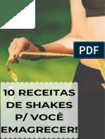 10 Receitas de Shakes (1)
