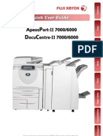 ApeosPort DocuCentre-II 6000 7000