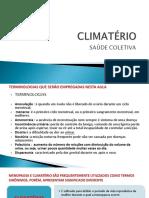 CLIMATÉRIO AULA-1
