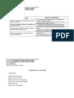 Planificare Cunoasterea si igiena corpului uman-2020-2021-Ionescu Cristiana