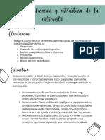 Clasificacón y estructura de la entrevista