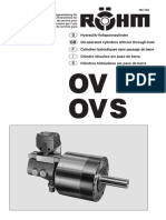 Röhm_Oil-operated cylinders OVS