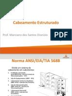 Apostila de Cabeamento Estruturado - Anhanguera