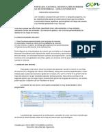 Guía Para Trabajar Con Macros en Excel