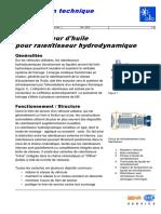 Information technique Refroidisseur d'huile pour ... - Auto-Tuto