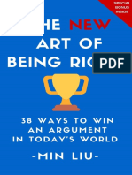 The NEW Art of Being Right_ 38 - Min Liu