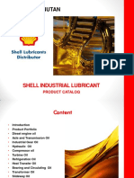 Catalog Shell Oil