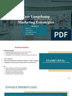 Caso Longchamp - Marketing Estrategico