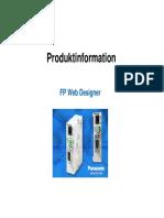 FP Web Designer Kundeninformation de